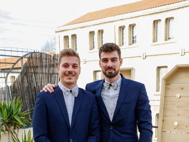 Le mariage de Fabien et Cécile à Montpellier, Hérault 62
