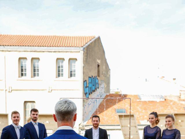 Le mariage de Fabien et Cécile à Montpellier, Hérault 64