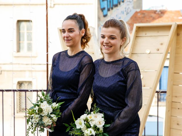 Le mariage de Fabien et Cécile à Montpellier, Hérault 68
