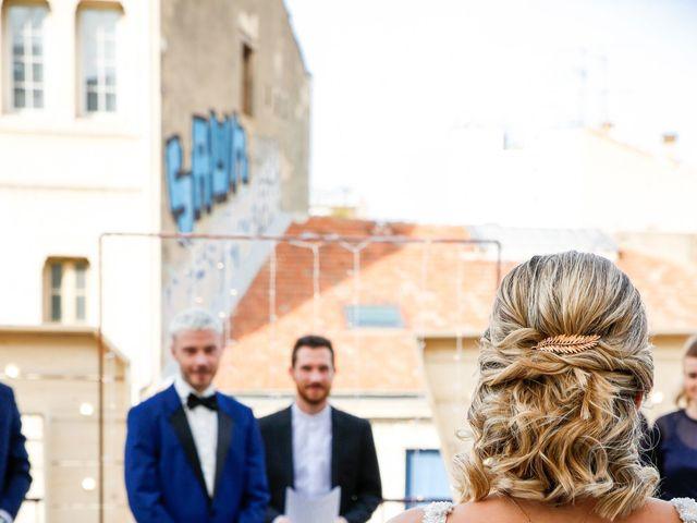 Le mariage de Fabien et Cécile à Montpellier, Hérault 69