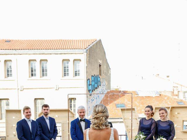 Le mariage de Fabien et Cécile à Montpellier, Hérault 71