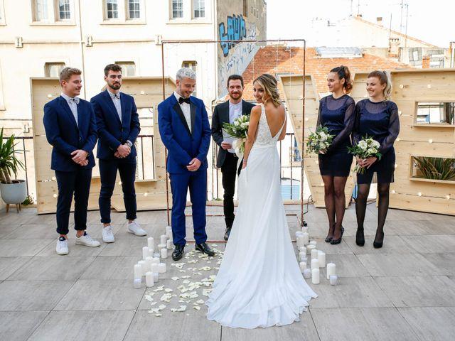 Le mariage de Fabien et Cécile à Montpellier, Hérault 72