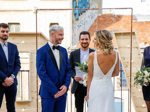 Le mariage de Fabien et Cécile à Montpellier, Hérault 73