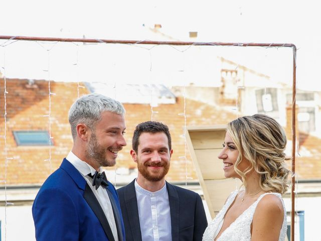 Le mariage de Fabien et Cécile à Montpellier, Hérault 76
