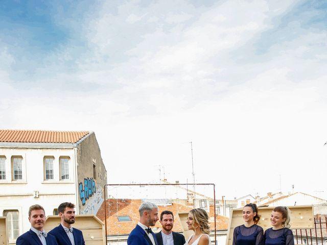 Le mariage de Fabien et Cécile à Montpellier, Hérault 77
