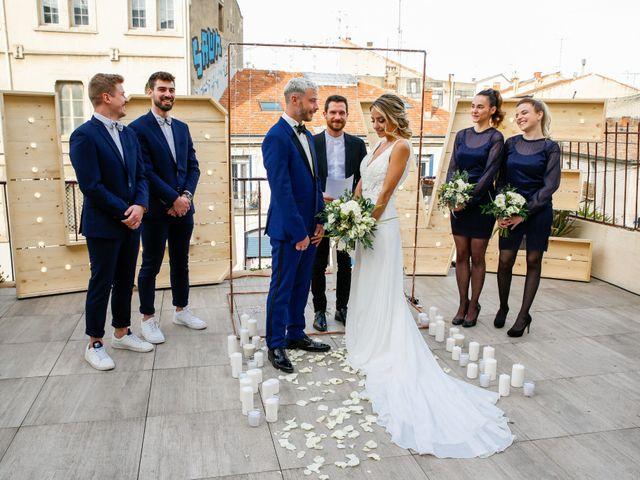 Le mariage de Fabien et Cécile à Montpellier, Hérault 78