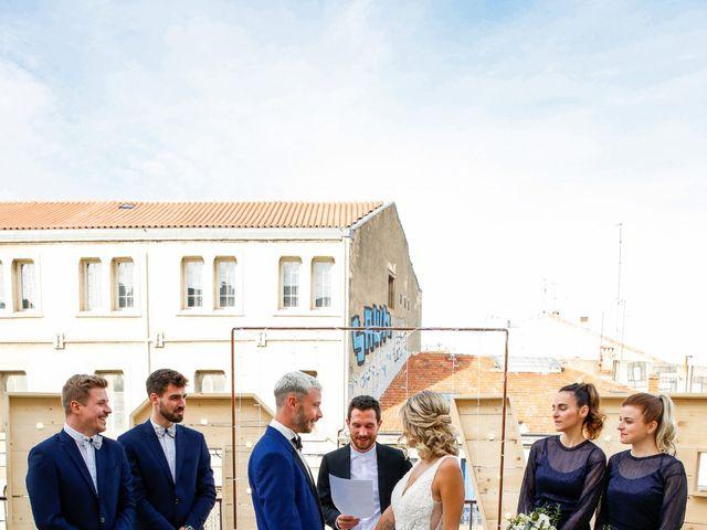 Le mariage de Fabien et Cécile à Montpellier, Hérault 79