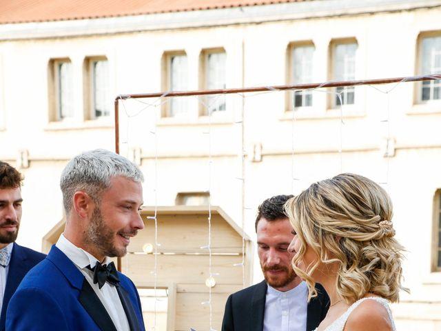 Le mariage de Fabien et Cécile à Montpellier, Hérault 80