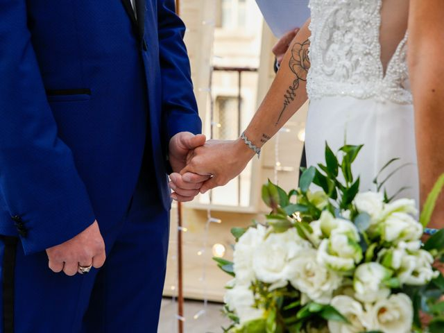 Le mariage de Fabien et Cécile à Montpellier, Hérault 81