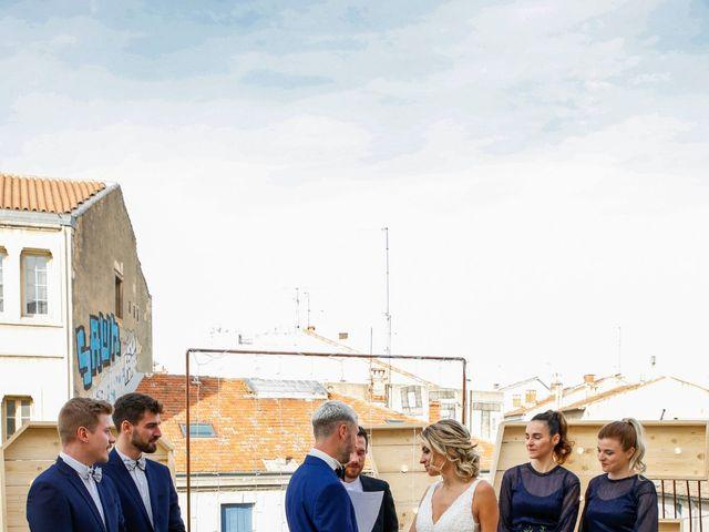 Le mariage de Fabien et Cécile à Montpellier, Hérault 84