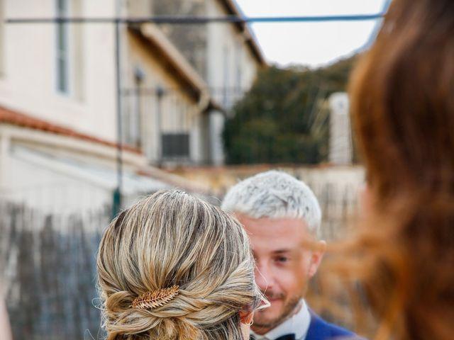 Le mariage de Fabien et Cécile à Montpellier, Hérault 89