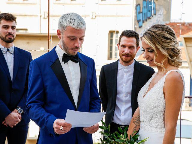Le mariage de Fabien et Cécile à Montpellier, Hérault 95