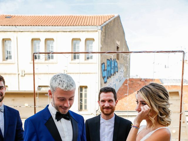 Le mariage de Fabien et Cécile à Montpellier, Hérault 98