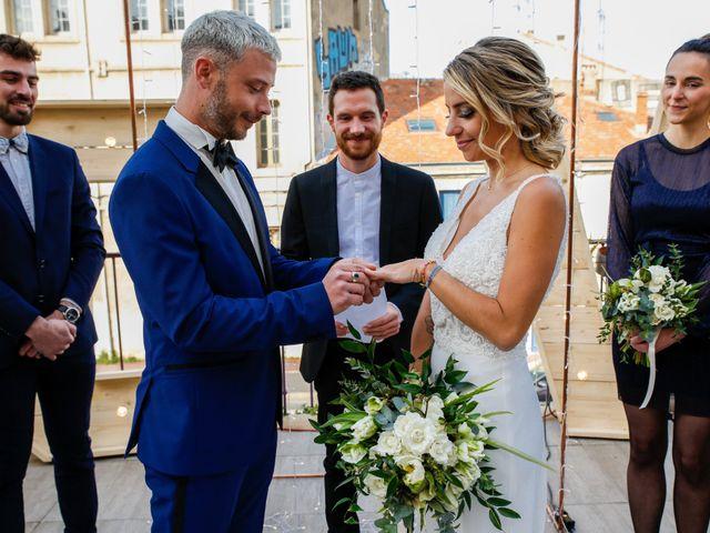 Le mariage de Fabien et Cécile à Montpellier, Hérault 103