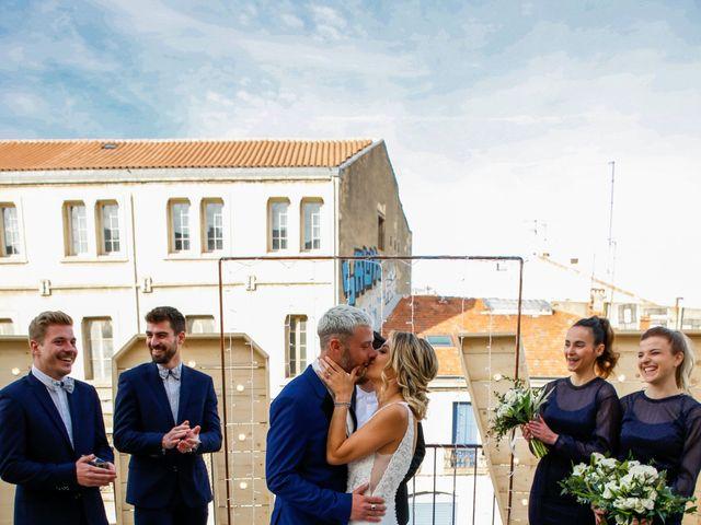Le mariage de Fabien et Cécile à Montpellier, Hérault 107