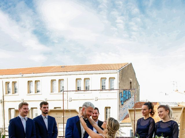 Le mariage de Fabien et Cécile à Montpellier, Hérault 108