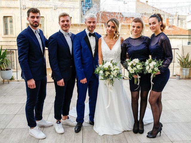 Le mariage de Fabien et Cécile à Montpellier, Hérault 110