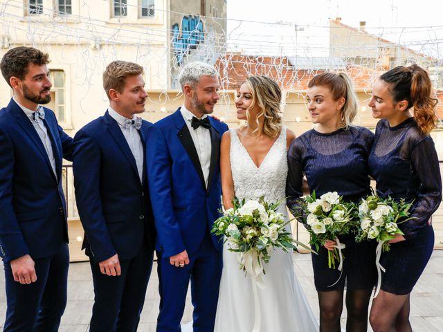 Le mariage de Fabien et Cécile à Montpellier, Hérault 111