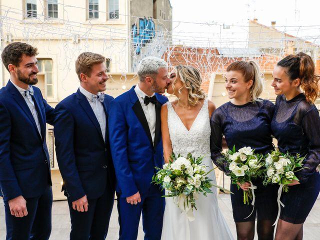Le mariage de Fabien et Cécile à Montpellier, Hérault 112
