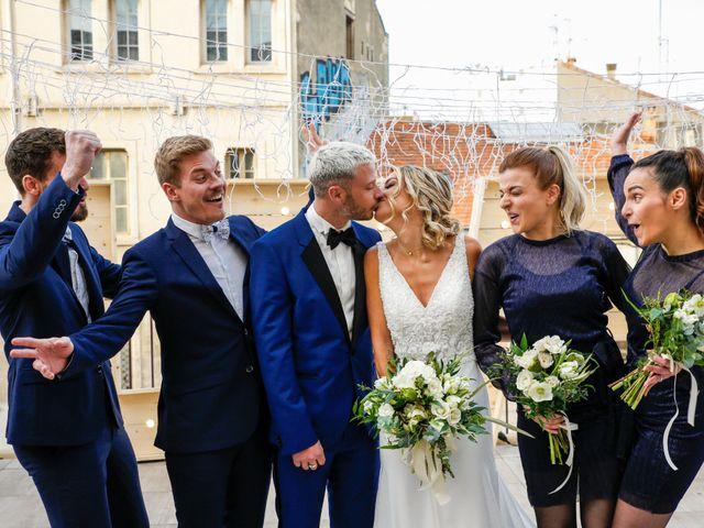 Le mariage de Fabien et Cécile à Montpellier, Hérault 113