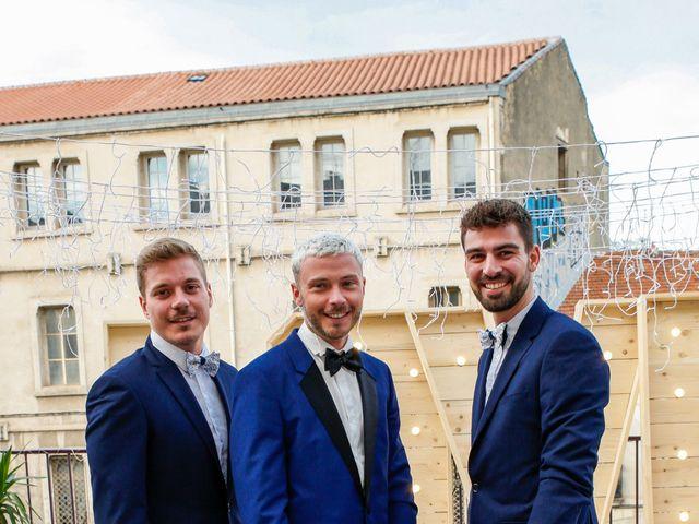 Le mariage de Fabien et Cécile à Montpellier, Hérault 122