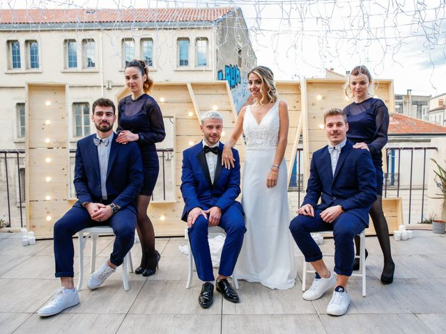 Le mariage de Fabien et Cécile à Montpellier, Hérault 146
