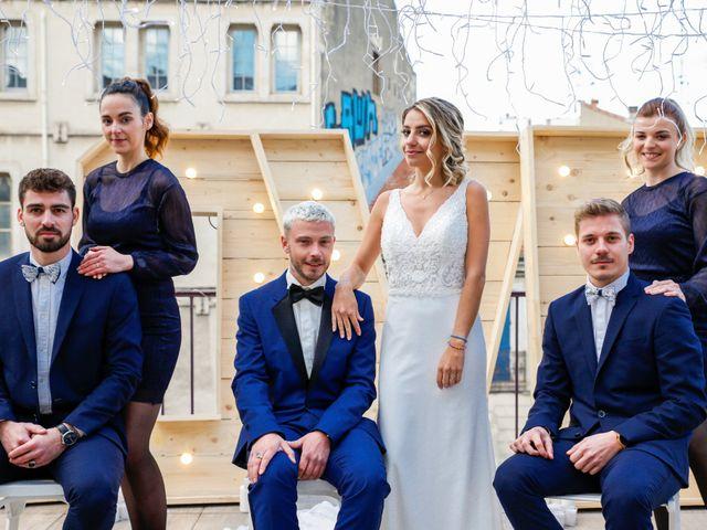 Le mariage de Fabien et Cécile à Montpellier, Hérault 147