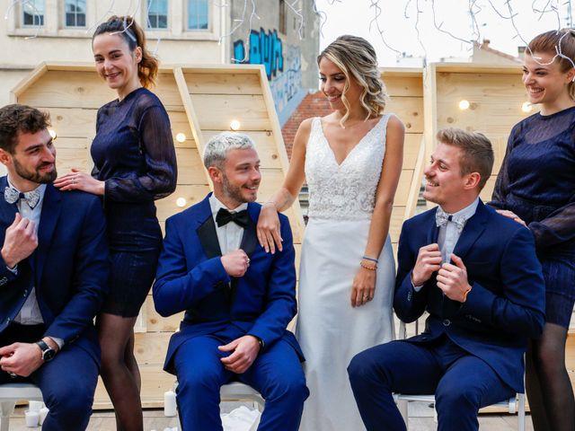 Le mariage de Fabien et Cécile à Montpellier, Hérault 148