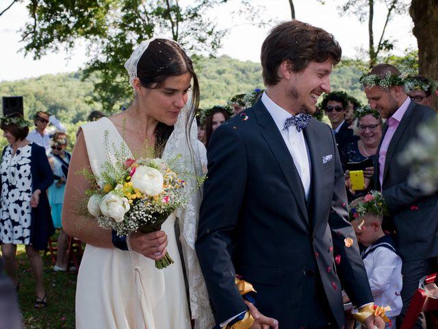 Le mariage de Clélie et Andreas