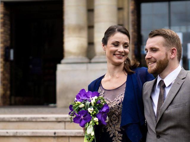 Le mariage de Coralie et Thomas à Saint-Maur-des-Fossés, Val-de-Marne 3