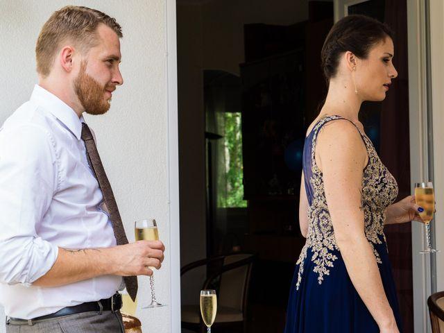 Le mariage de Coralie et Thomas à Saint-Maur-des-Fossés, Val-de-Marne 6