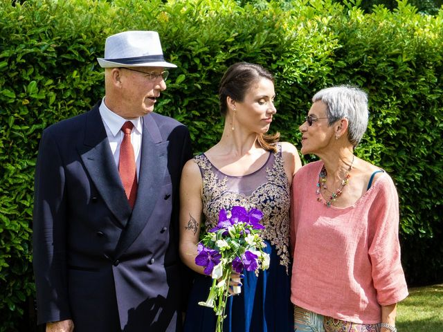 Le mariage de Coralie et Thomas à Saint-Maur-des-Fossés, Val-de-Marne 11