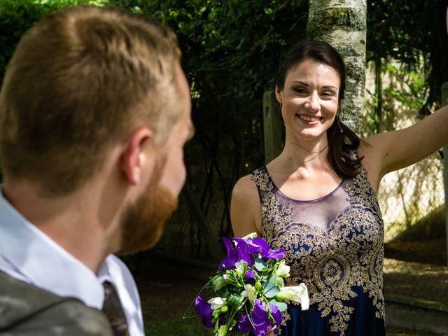 Le mariage de Coralie et Thomas à Saint-Maur-des-Fossés, Val-de-Marne 17