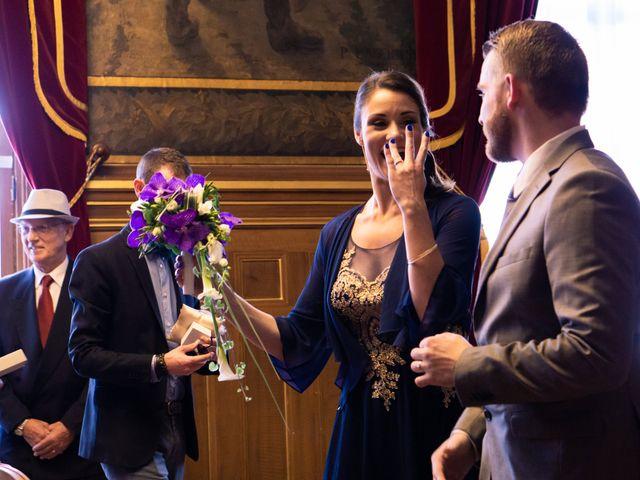 Le mariage de Coralie et Thomas à Saint-Maur-des-Fossés, Val-de-Marne 24