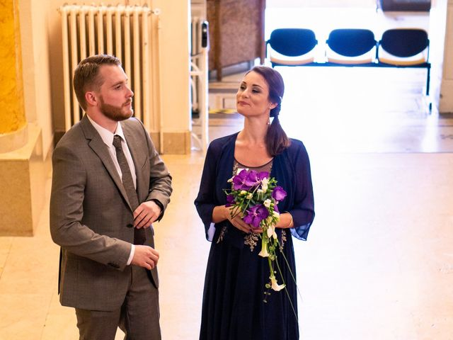 Le mariage de Coralie et Thomas à Saint-Maur-des-Fossés, Val-de-Marne 28