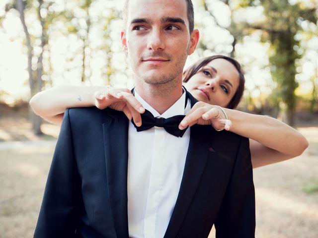 Le mariage de Amélie et Nicola