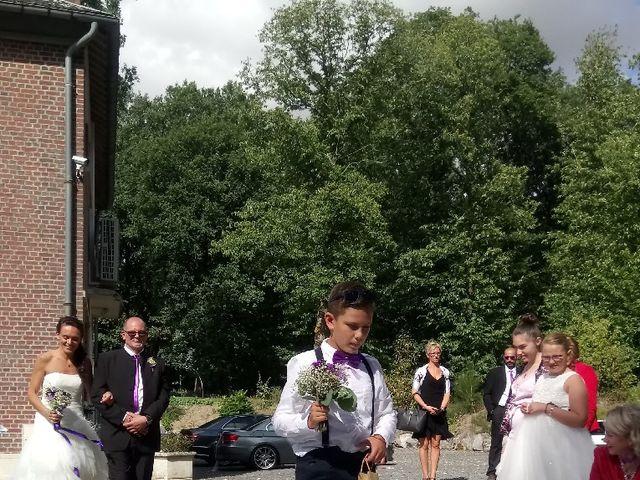 Le mariage de Jérémy et Emilie à Broyes, Oise 8