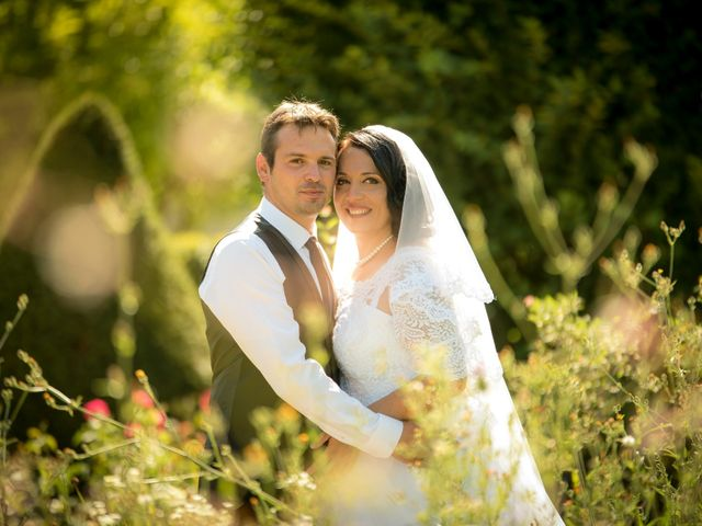 Le mariage de Nataliya et Dominique