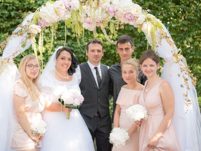Le mariage de Dominique et Nataliya à La Chapelle-de-Guinchay, Saône et Loire 10