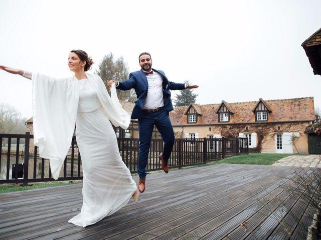 Le mariage de Ramy et Aude à Saint-Pierre-de-Bailleul, Eure 20