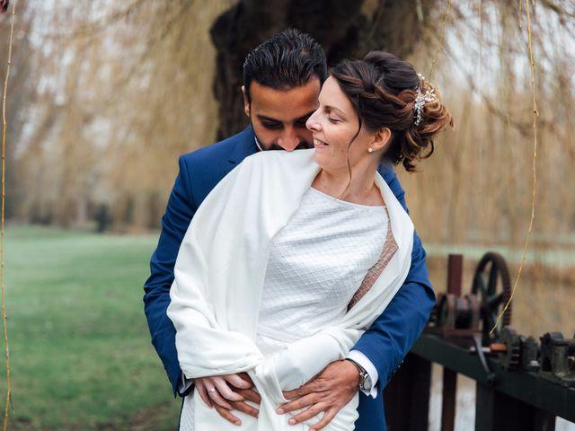 Le mariage de Ramy et Aude à Saint-Pierre-de-Bailleul, Eure 26