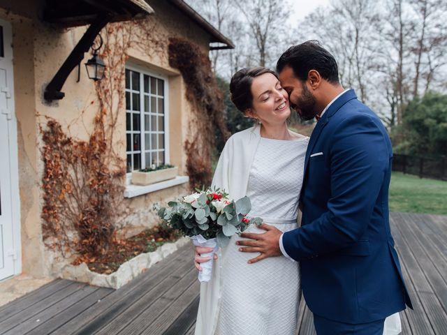 Le mariage de Ramy et Aude à Saint-Pierre-de-Bailleul, Eure 30
