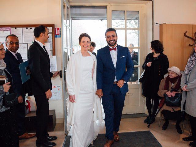 Le mariage de Ramy et Aude à Saint-Pierre-de-Bailleul, Eure 32
