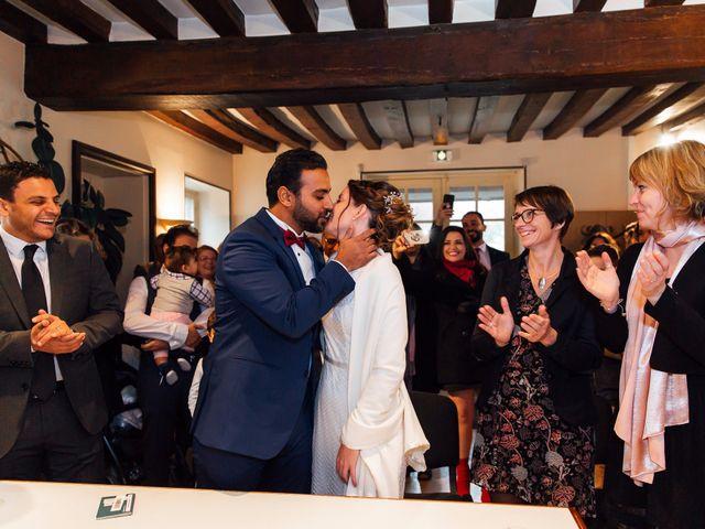 Le mariage de Ramy et Aude à Saint-Pierre-de-Bailleul, Eure 35