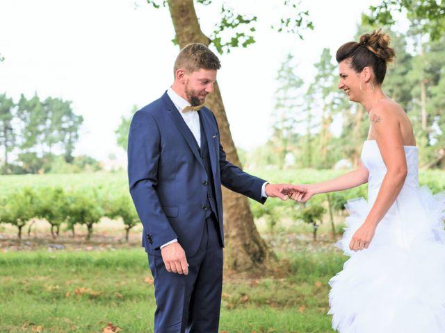 Le mariage de David et Céline à Tillières, Maine et Loire 2