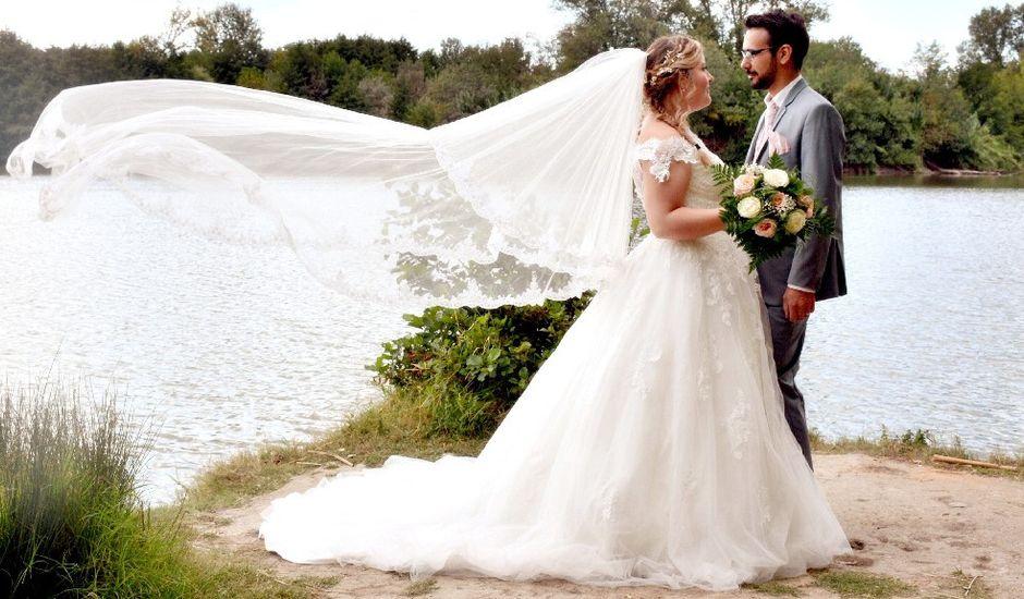 Le mariage de Quentin  et Eva  à Nîmes, Gard