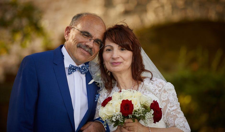Le mariage de Eric et Annie à Guéret, Creuse