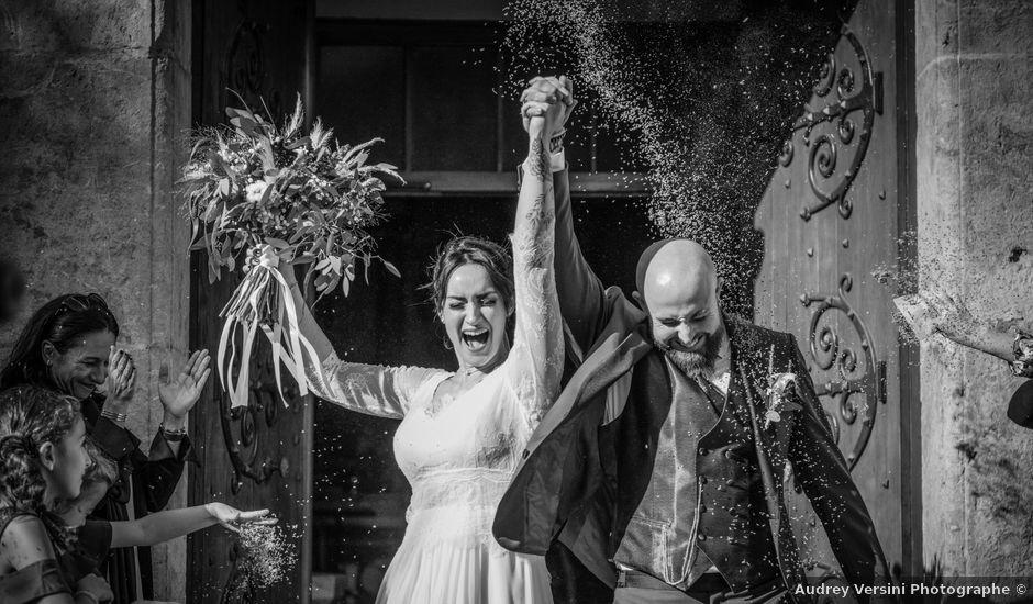 Le mariage de Will et Amélie à Perpignan, Pyrénées-Orientales