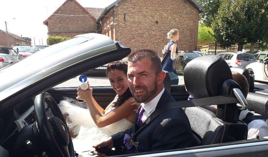 Le mariage de Jérémy et Emilie à Broyes, Oise