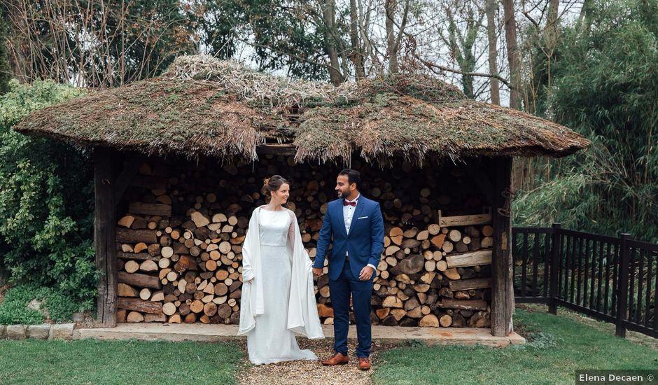 Le mariage de Ramy et Aude à Saint-Pierre-de-Bailleul, Eure